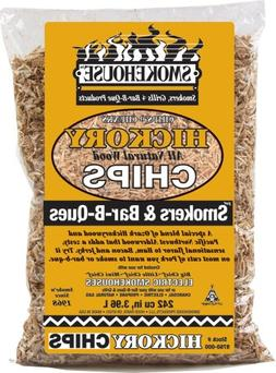 Smokehouse 9760-000-0000 Wood Chips Hickory