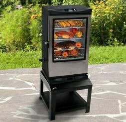 Masterbuilt 20101213 Electric Digital Smoker Stand 40 In W 1