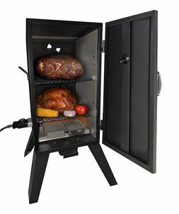 Smoke Hollow 26 Inch Electric Smoker Adjustable Temperature