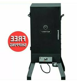 30 C Analog Electric Food Smoker Cooker Oven BBQ Grill Outdo