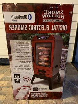 """40"""" Smoke Hollow Digital Electric Smoker W/ Stand and Cold/H"""