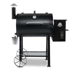 Pit Boss 71820FB Pellet Grill with Flame Broiler, 820 sq. in