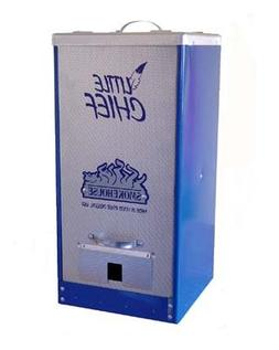 Smokehouse Products 9900-000-BLUE Blue Little Chief Front Lo