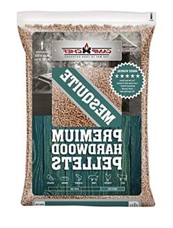 Camp Chef Bag of Premium Hardwood Mesquite Pellets for Smoke