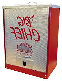 Smokehouse Big Chief 9894-RED Tuff-Coat Electric Front Load