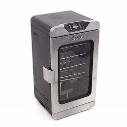 Char-Broil 17202004 Deluxe Digital Electric Smoker, 725sq.in