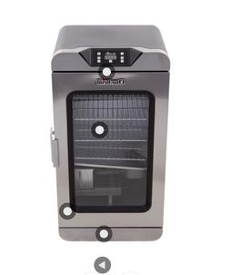 Char-Broil 725 sq in Deluxe Digital Electric Smoker- Stainle