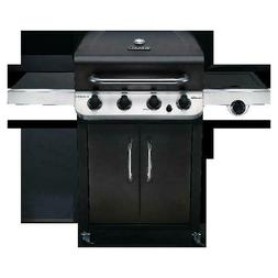 Char-Broil Performance 4 Burner Gas Grill With Side-burner a