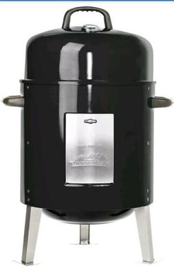 Masterbuilt Charcoal Bullet Smoker Outdoor Cooking Electrica