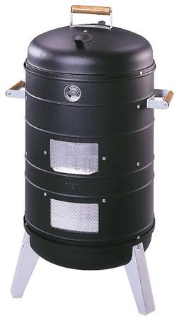 Meco Deluxe Charcoal Water Smoker/Grill