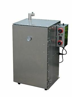 Hakka Electric Stainless Steel Smoker Barbecue BBQ Grill Coo