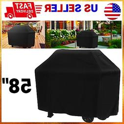 iCOVER Grill Cover 58 inch, 210D Light-Weight Polyester Elec