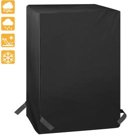 Icover 21 X 21 X 33 Inch Electric Smoker Cover-600D Heavy Du