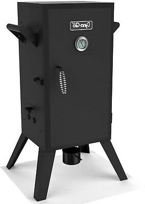 30 Analog Electric Food Smoker Cooker Oven Grill 1650 W