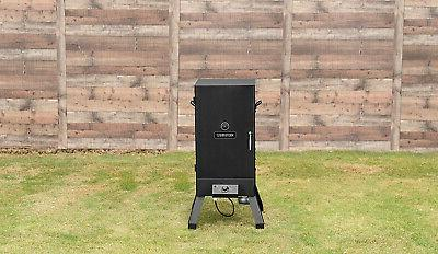 30 Electric Smoker Grill Outdoor Patio 1800