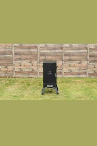 30 C Food Smoker Cooker BBQ Grill Deck 1800