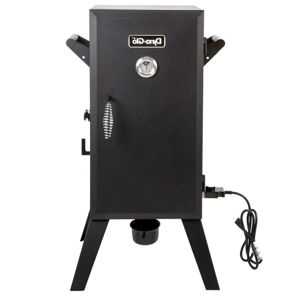30 in electric smoker analog outdoor 1650