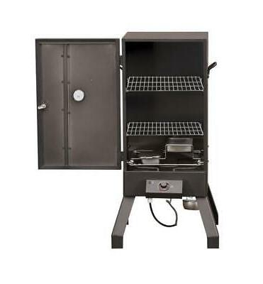 Electric Smoker Grill Food Patio 1,800