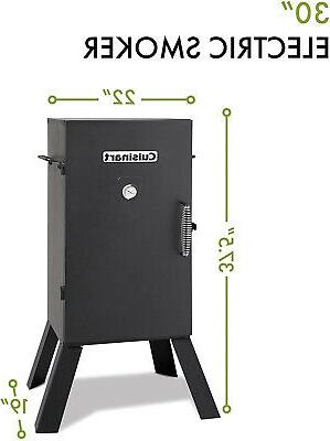Cuisinart Electric Smoker, 30