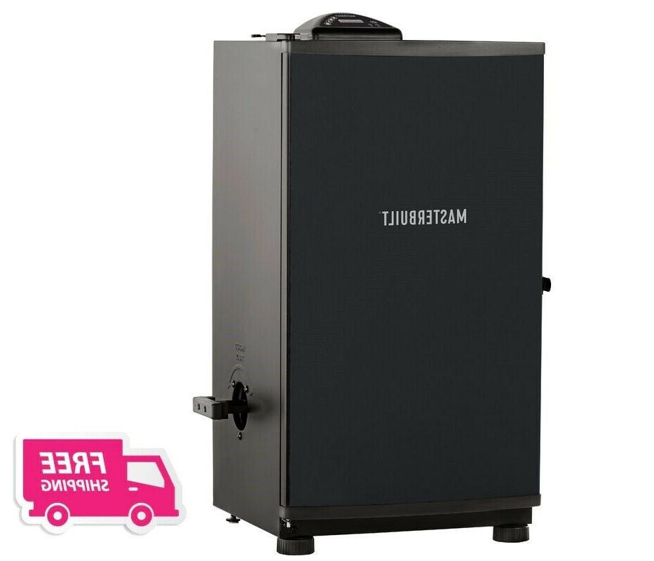 digital electric smoker outdoor cooking bbq 30