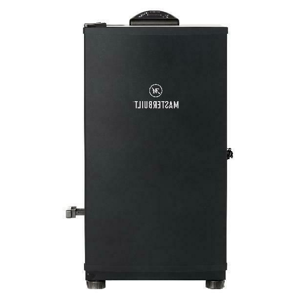 digital electric smoker with 711 sq inches