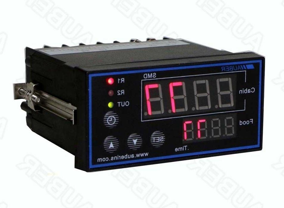 dual probe pid controller module for electric