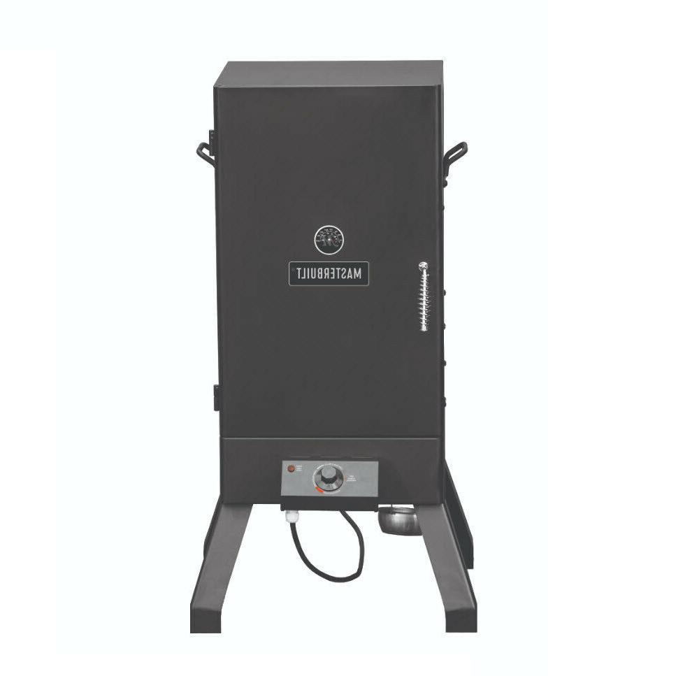 electric smoker food cooker grill temperature control