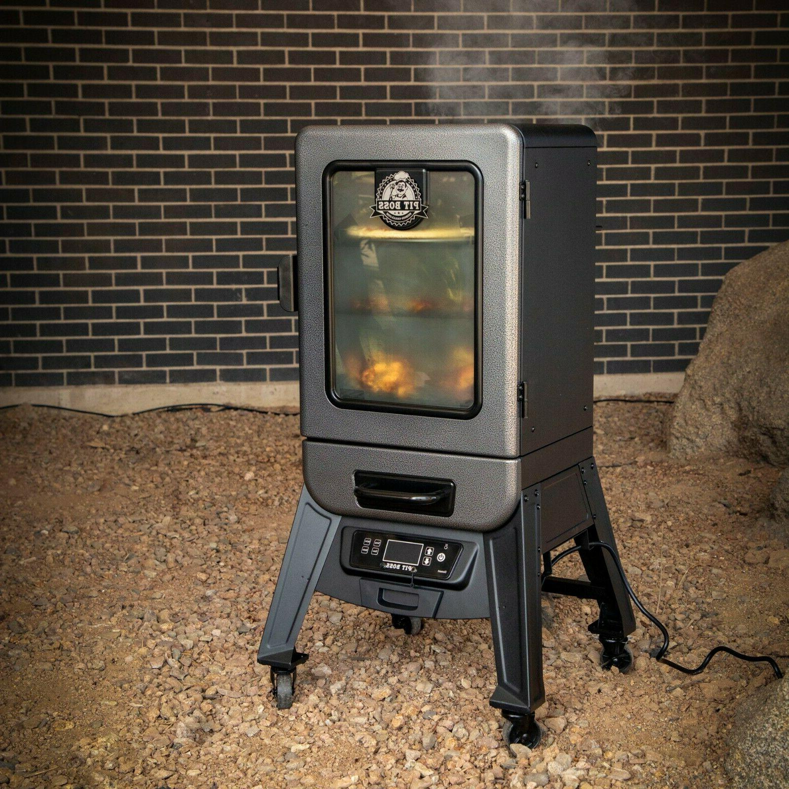 Pit Hammer 2-Series Smoker Grill