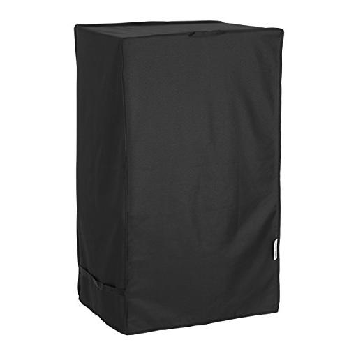 UNICOOK Heavy Duty Waterproof Electric Smoker Cover, Square