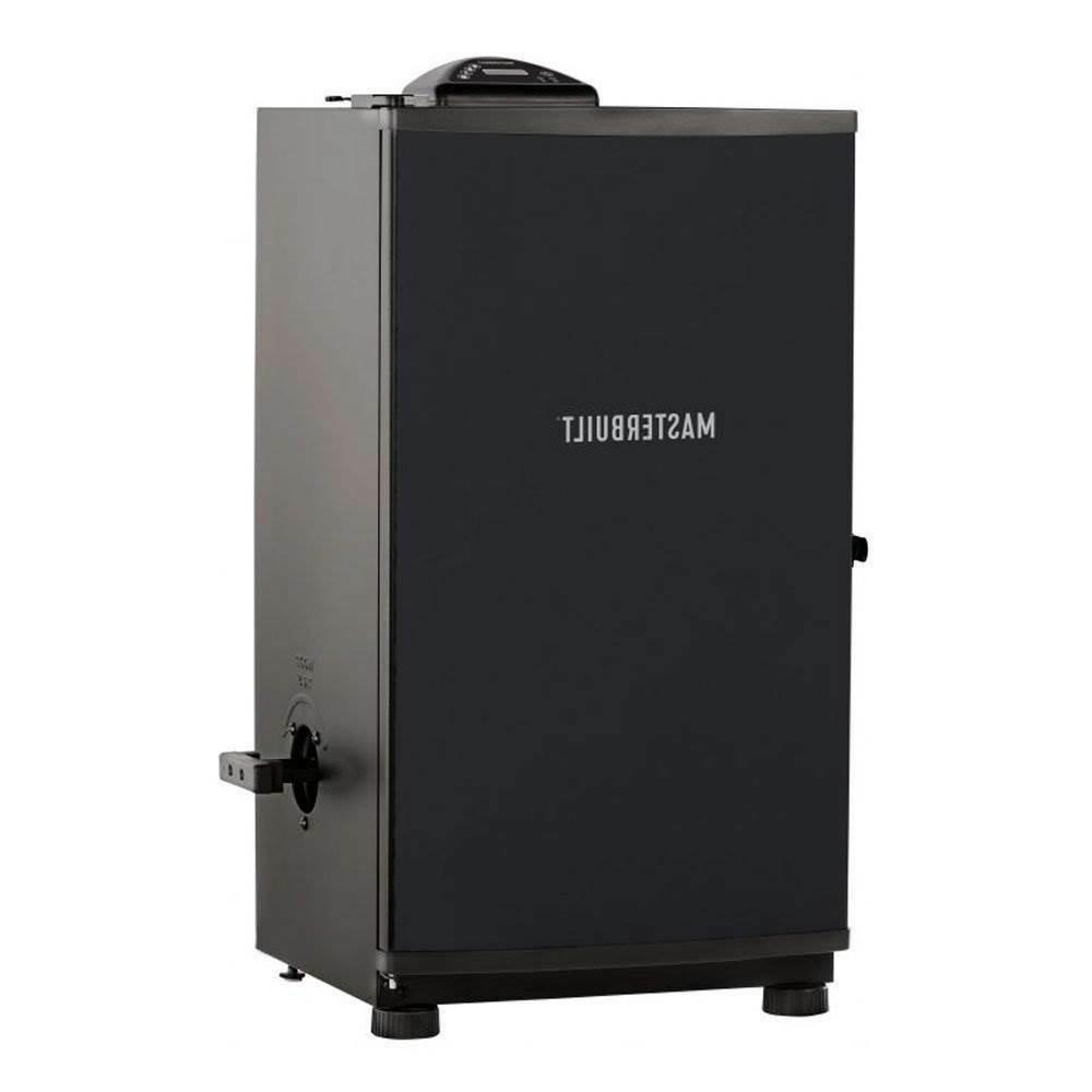 mb20071117 30 digital electric bbq meat smoker