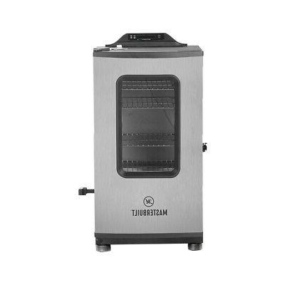 mb20073119 bluetooth digital electric smoker with 4