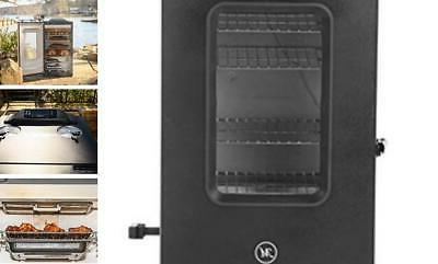 mb20073519 bluetooth digital electric smoker with broiler