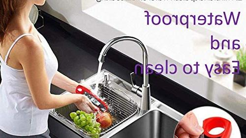 Meat Thermometer, Food BBQ That takes your skills to the level.