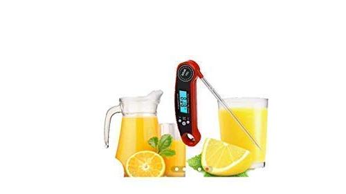 Meat Thermometer, Digital Thermometer, Thermometer, Food Cooking Thermometer BBQ Smoker, That your skills to the level.