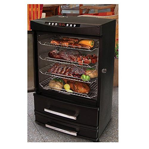 Landmann Smoky Electric with Access, 32-Inch