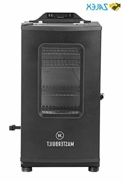 Masterbuilt MB9 Bluetooth Digital Electric Smoker with Broil