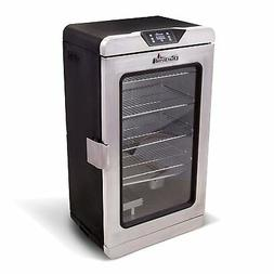 New Charbroil Deluxe Digital Electric Smoker, 1000 Square In