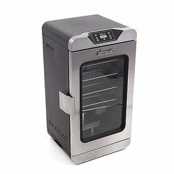 New Charbroil Deluxe Digital Electric Smoker, 725 Square Inc