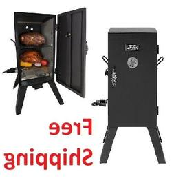 New Electric Smoker Grill Digital Masterbuilt Bbq Barbecue O