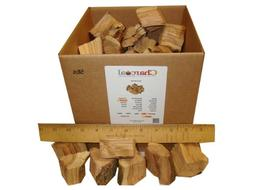 CharcoalStore Peach Wood Smoking Chunks