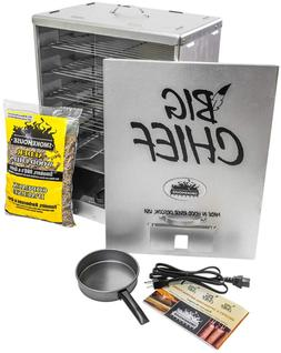 Smokehouse Products Big Chief Front Load Smoker New