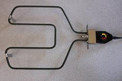 NEW Replacement ELECTRIC SMOKER BBQ GRILL HEATING ELEMENT AD